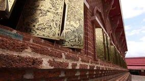 Arquitectura de Buda almacen de video