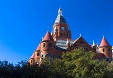 Arquitectura de Dallas Imagen de archivo