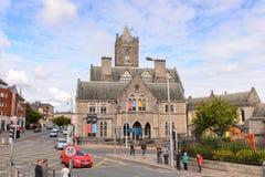 Arquitectura de Dublín, Irlanda Foto de archivo libre de regalías