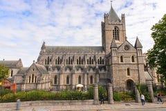 Arquitectura de Dublín, Irlanda Fotos de archivo libres de regalías
