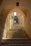 Arquitectura de Dubrovnik Foto de archivo
