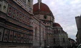 Arquitectura de Florencia Fotografía de archivo libre de regalías