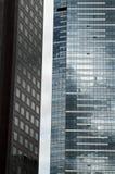 Arquitectura de gran altura, Melbourne, Australia imagen de archivo