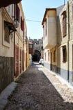 Arquitectura de Grecia Fotos de archivo libres de regalías