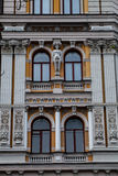 Arquitectura de Kiev fotografía de archivo