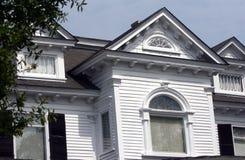 Arquitectura de la casa Fotografía de archivo libre de regalías