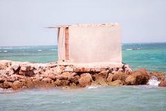 Arquitectura de la casa de playa Fotografía de archivo libre de regalías