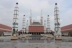 Arquitectura de la mezquita fotos de archivo