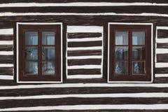 Arquitectura de la región de Turiec, Eslovaquia imagenes de archivo
