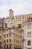 Arquitectura de Lisboa portugal foto de archivo libre de regalías