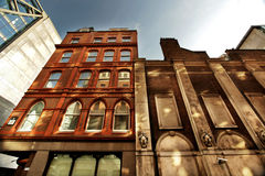 Arquitectura de Londres Foto de archivo