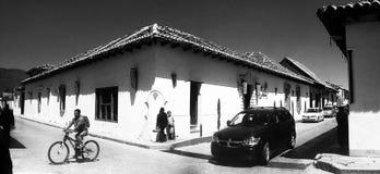 Arquitectura de los neas del ¡del contemporà de las casas regional Imagen de archivo