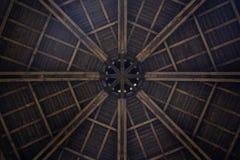 Arquitectura de madera Imagen de archivo