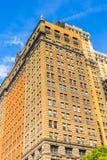 Arquitectura de Manhattan, Nueva York, los E.E.U.U. Imágenes de archivo libres de regalías