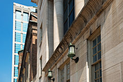 Arquitectura de Nashville Foto de archivo libre de regalías