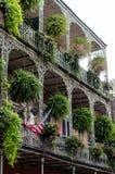 Arquitectura de New Orleans Fotografía de archivo libre de regalías