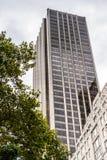 Arquitectura de Nueva York, los E.E.U.U. foto de archivo