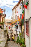 Arquitectura de Oporto, Portugal Fotografía de archivo libre de regalías