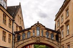 Arquitectura de Oxford, Inglaterra, Reino Unido Foto de archivo libre de regalías
