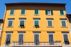 Arquitectura 02 de Pisa Foto de archivo