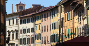 Arquitectura 04 de Pisa Fotos de archivo