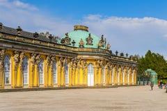 Arquitectura de Potsdam, Alemania imagenes de archivo