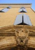 Arquitectura de Provence fotos de archivo