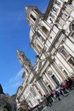 Arquitectura de Roma Foto de archivo libre de regalías