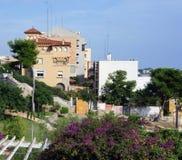 Arquitectura de Tarragona España Foto de archivo libre de regalías