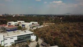 Arquitectura de UNAM, Instituto de Ecologia, LANCIS, Instituto de biologia, jardín botánico, reserva ecológica almacen de metraje de vídeo
