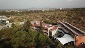 Arquitectura de UNAM, Instituto de Ecologia, LANCIS, Instituto de biologia, jardín botánico, reserva ecológica metrajes