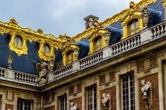 Arquitectura de Versalles Fotografía de archivo
