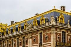 Arquitectura de Versalles Fotos de archivo libres de regalías