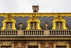 Arquitectura de Versalles Imagenes de archivo