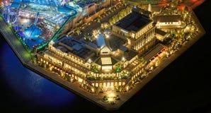 Arquitectura de Yokohama Imagen de archivo libre de regalías