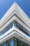 Arquitectura de Zuidas Amsterdam Foto de archivo libre de regalías