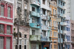 Arquitectura del Brasil Foto de archivo libre de regalías