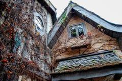 arquitectura del Carmel-por--mar fotografía de archivo