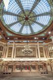 Arquitectura del centro de ciudad de Lille en Francia imágenes de archivo libres de regalías