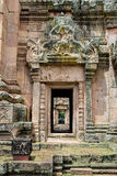 Arquitectura del Khmer Foto de archivo libre de regalías