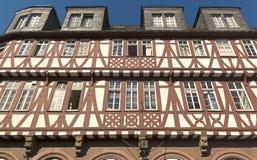Arquitectura del lugar histórico de Roemer Imagen de archivo libre de regalías