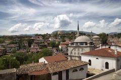 Arquitectura del otomano/hogares de Safranbolu Fotos de archivo libres de regalías
