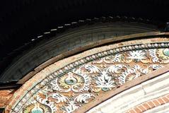 Arquitectura del señorío de Izmailovo en Moscú Catedral de la intercesión Fotos de archivo