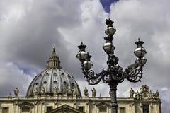 Arquitectura del Vaticano fotos de archivo libres de regalías