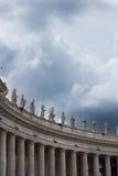 Arquitectura del Vaticano imágenes de archivo libres de regalías
