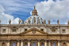 Arquitectura del Vaticano fotos de archivo