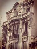 Arquitectura. Edificio antiguo Uruguay dia Stock Image