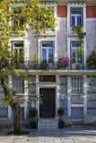 Arquitectura en Atenas Imagenes de archivo
