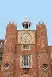 Arquitectura en Hampton Court Palace Fotos de archivo libres de regalías