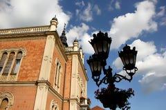 Arquitectura en Novi Sad Foto de archivo
